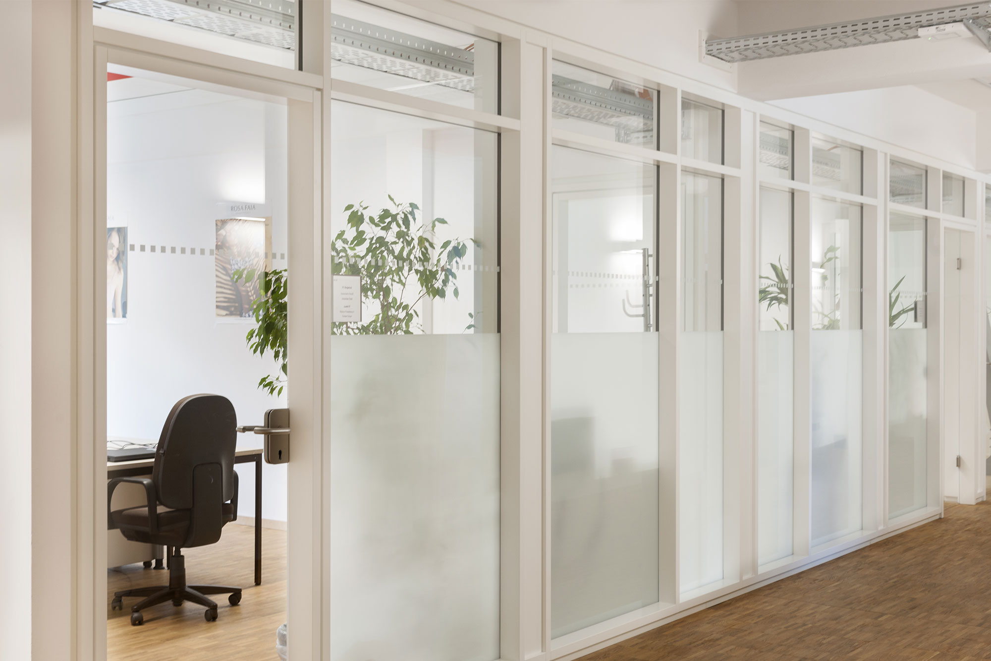 Tischlerei Stöckl Ebbs Inneneinrichtung Anita Raumsystem Büro Büroeinrichtung